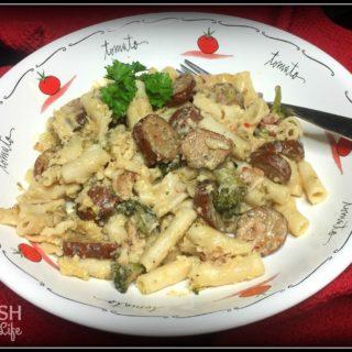 Sausage Broccoli Pasta