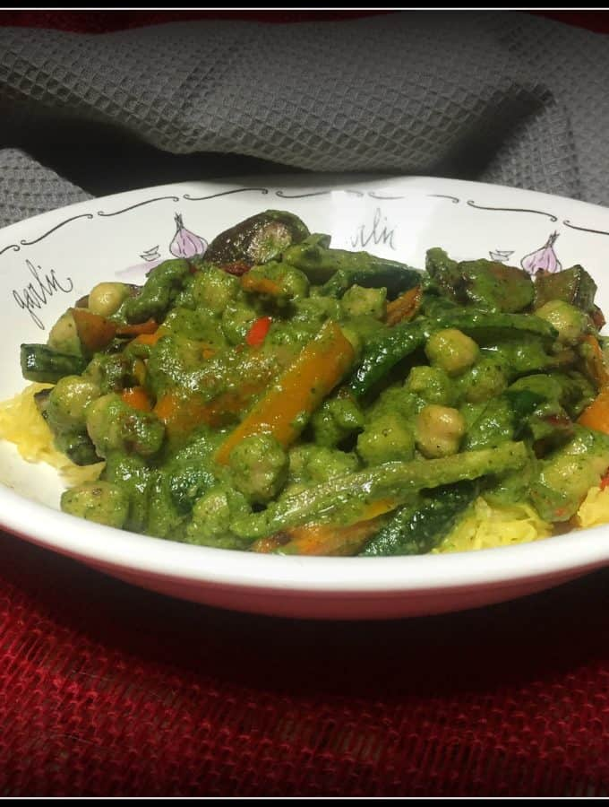 Veggie Pesto