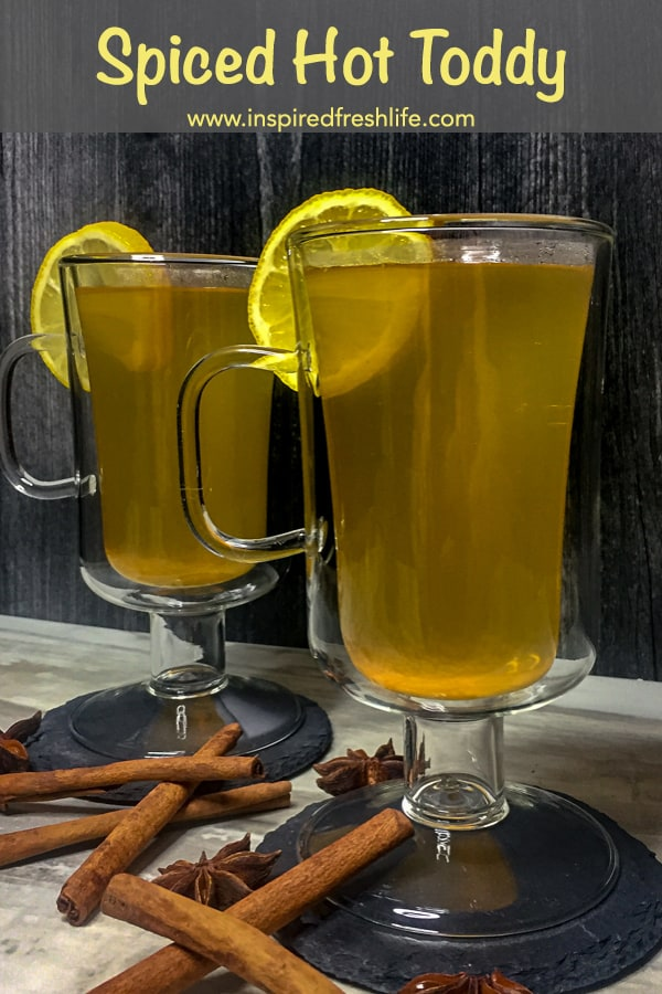Spiced Hot Toddy Pinterest image