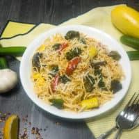 Roasted Vegetable Primavera