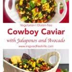 Cowboy Caviar Pinterest image