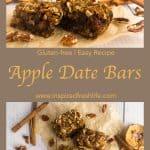 Apple Date Bar Pinterest image