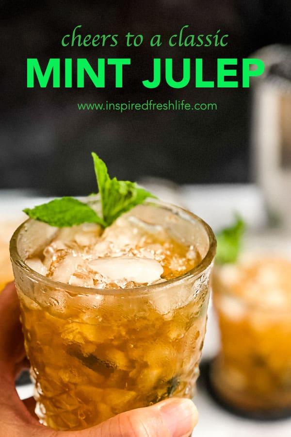 Pinterest image for Mint Julep